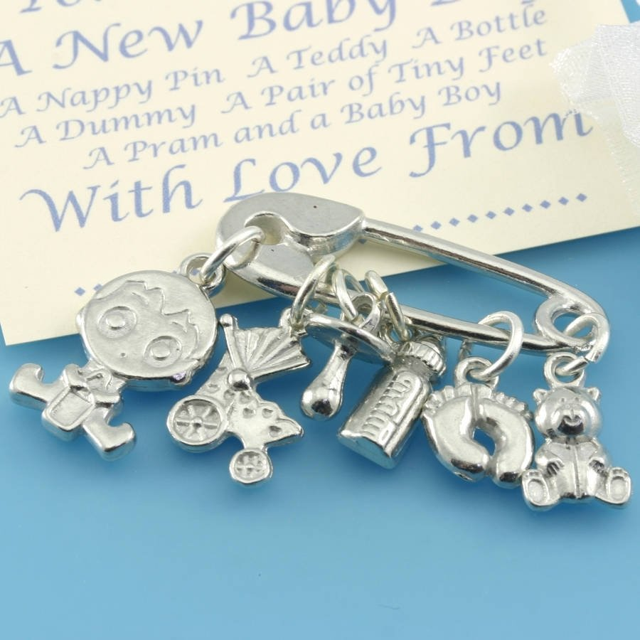 10 Unique Christening Gift Ideas For Boys new baby boy charms for christening giftsmultiply design