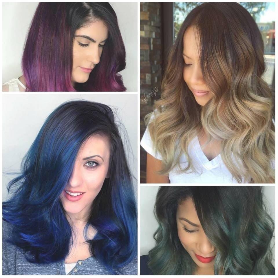 10 Famous Hair Dye Ideas For Dark Hair new dark hair color ideas razanflight 2021
