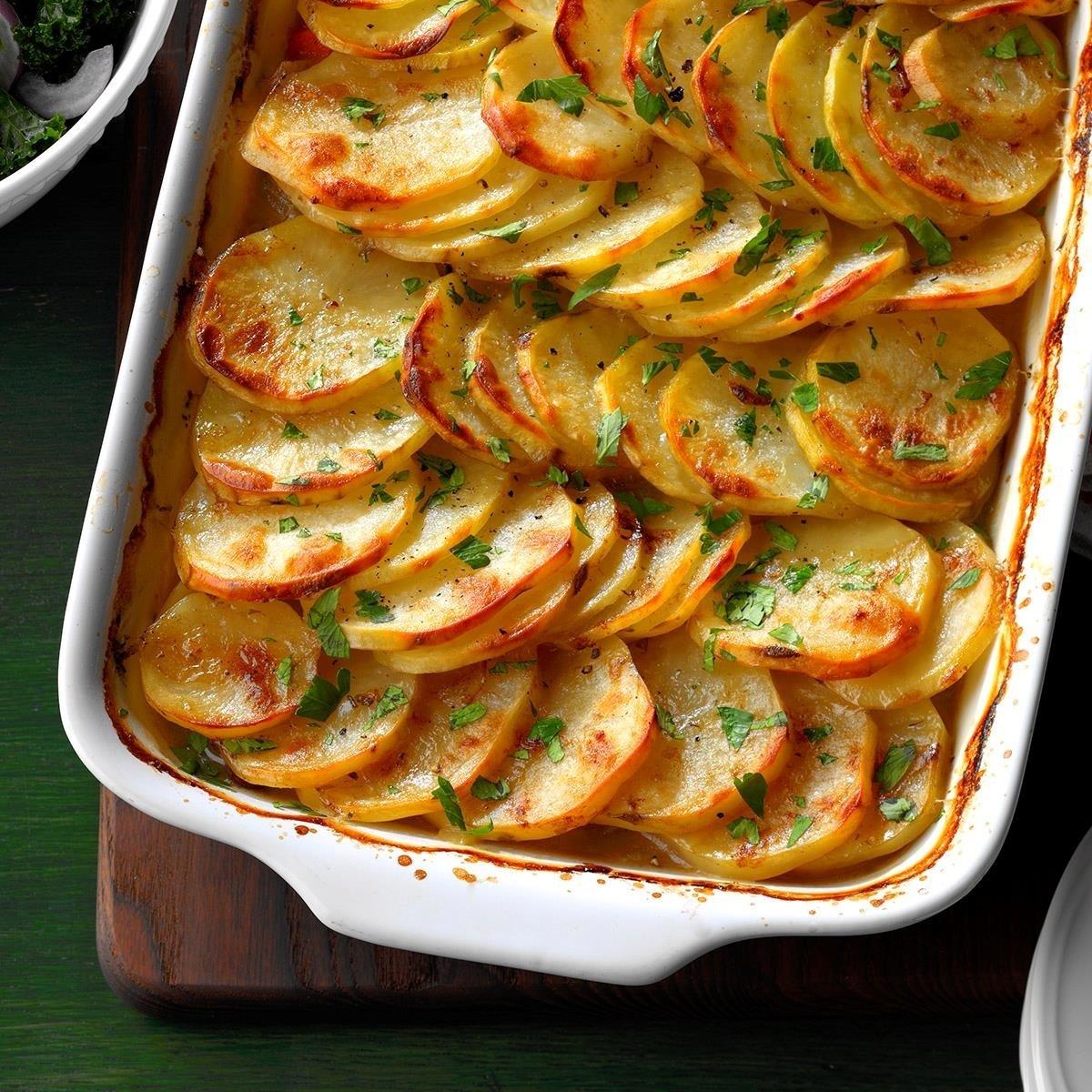 10 Trendy Simple Christmas Eve Dinner Ideas new england lamb bake recipe taste of home 2020