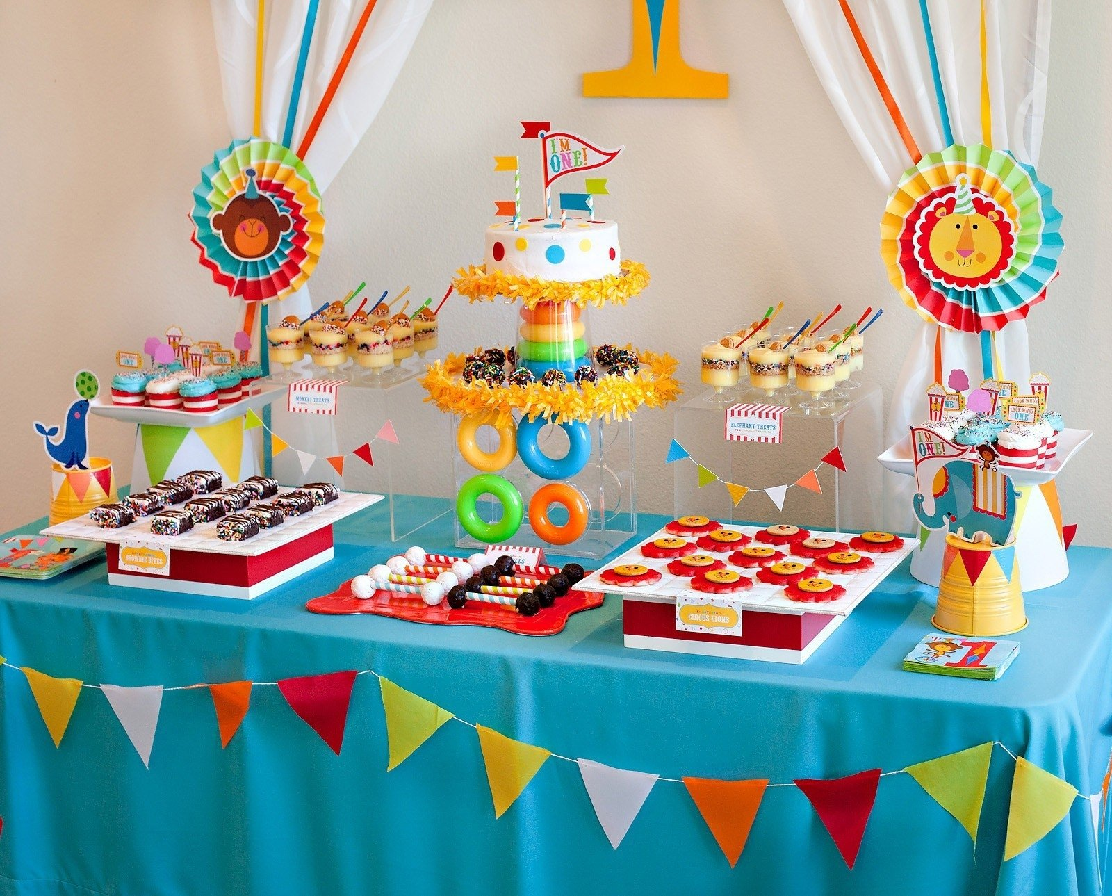 10 Elegant Unique First Birthday Party Ideas new first birthday home decoration ideas decoration birthdays and 1
