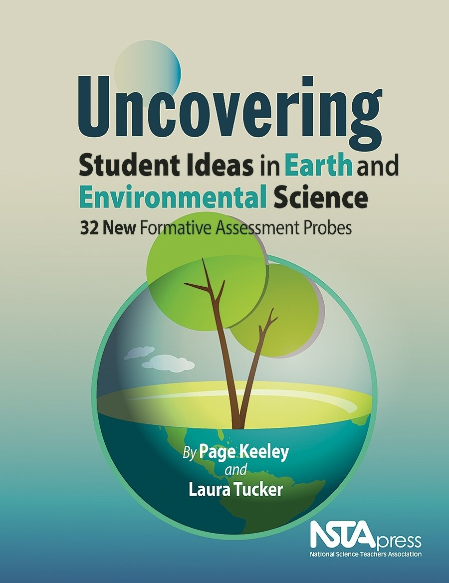 10 Awesome Uncovering Student Ideas In Science new from nsta press diagnostic tools to help teachers unearth 2020