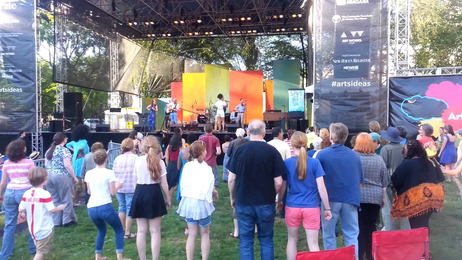 10 Attractive New Haven Festival Of Arts And Ideas new haven international festival for arts and ideas youtube 1