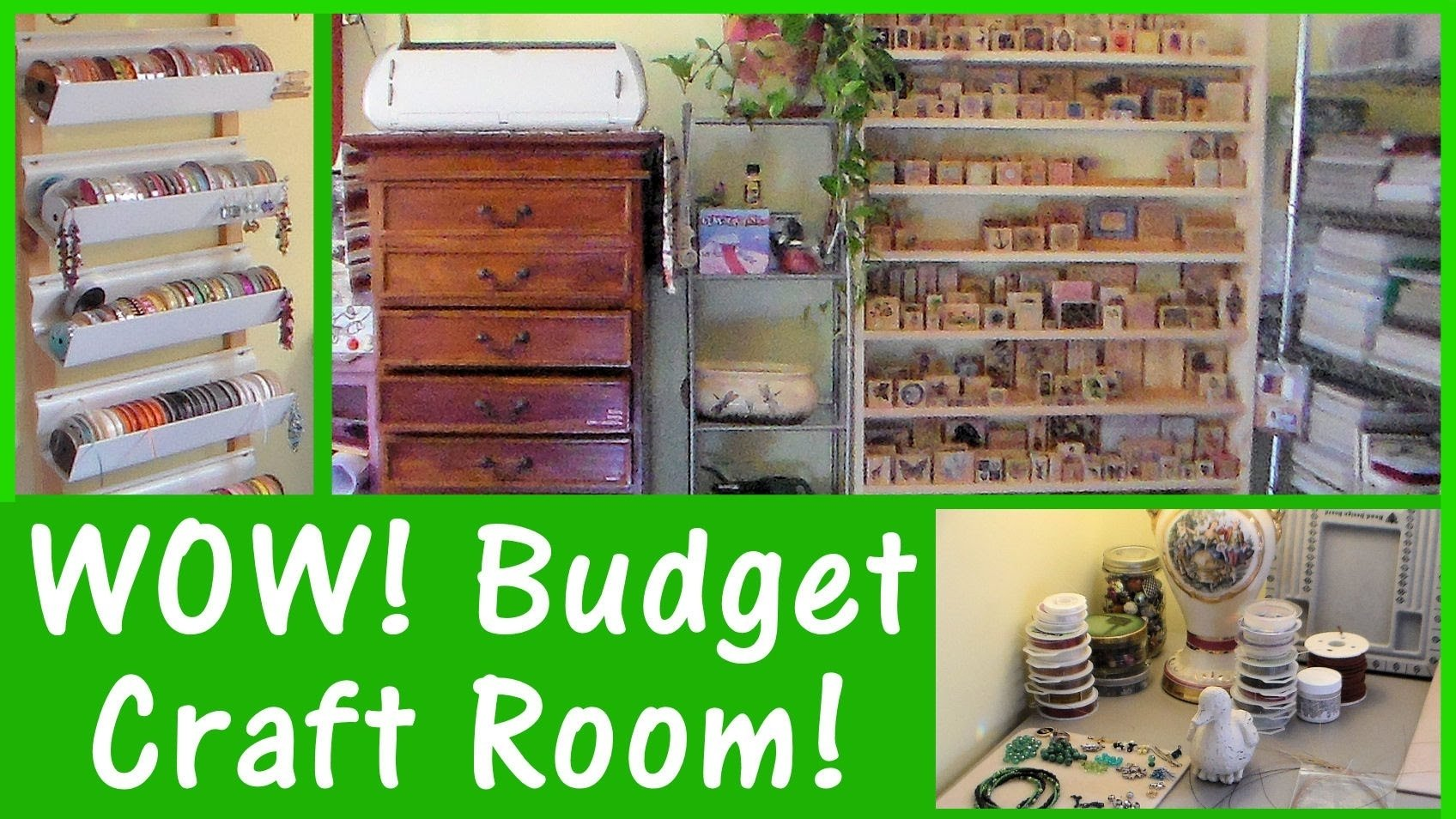 10 Great Money Saving Ideas For Home new home real craft room set up money saving tips ideas youtube 2