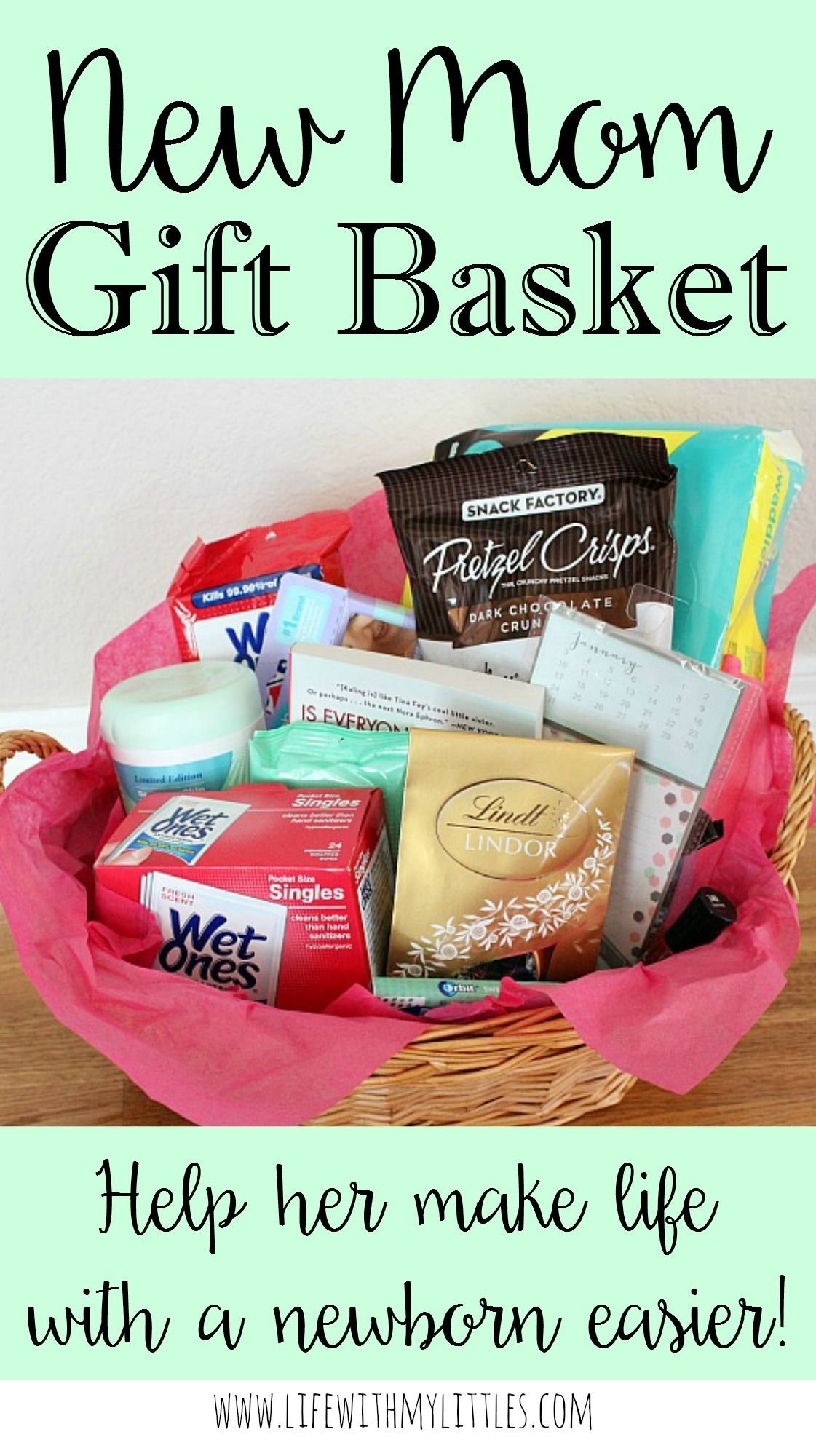 new mom gift basket | mom gifts, gift and easy