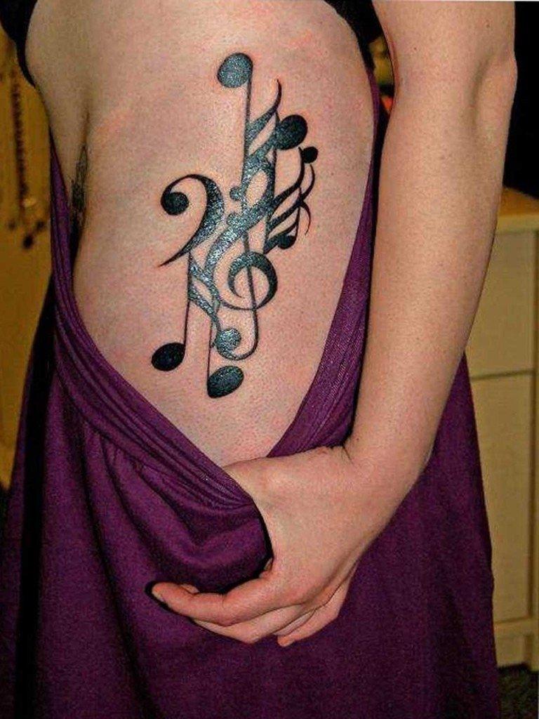 10 Stylish Music Tattoo Ideas For Men new music tattoo designs tattoo love