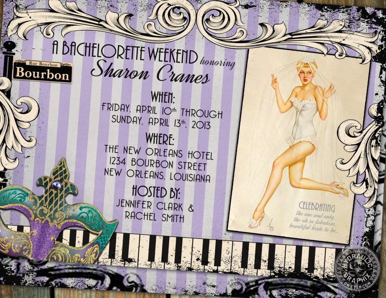 10 Wonderful New Orleans Bachelorette Party Ideas