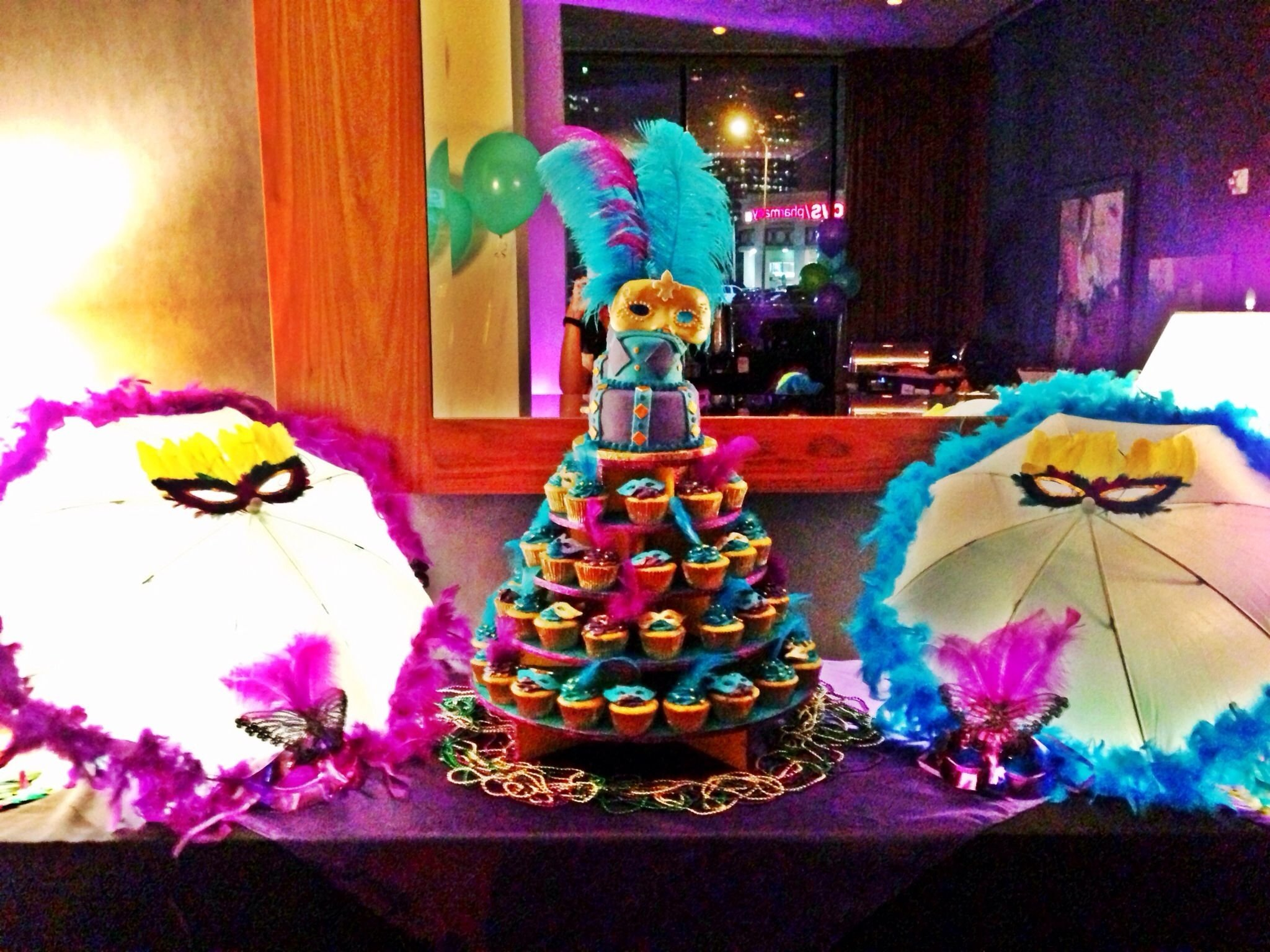 10 Famous Sweet 16 Masquerade Party Ideas New Orleans Girls Birthday Partychloe Cook