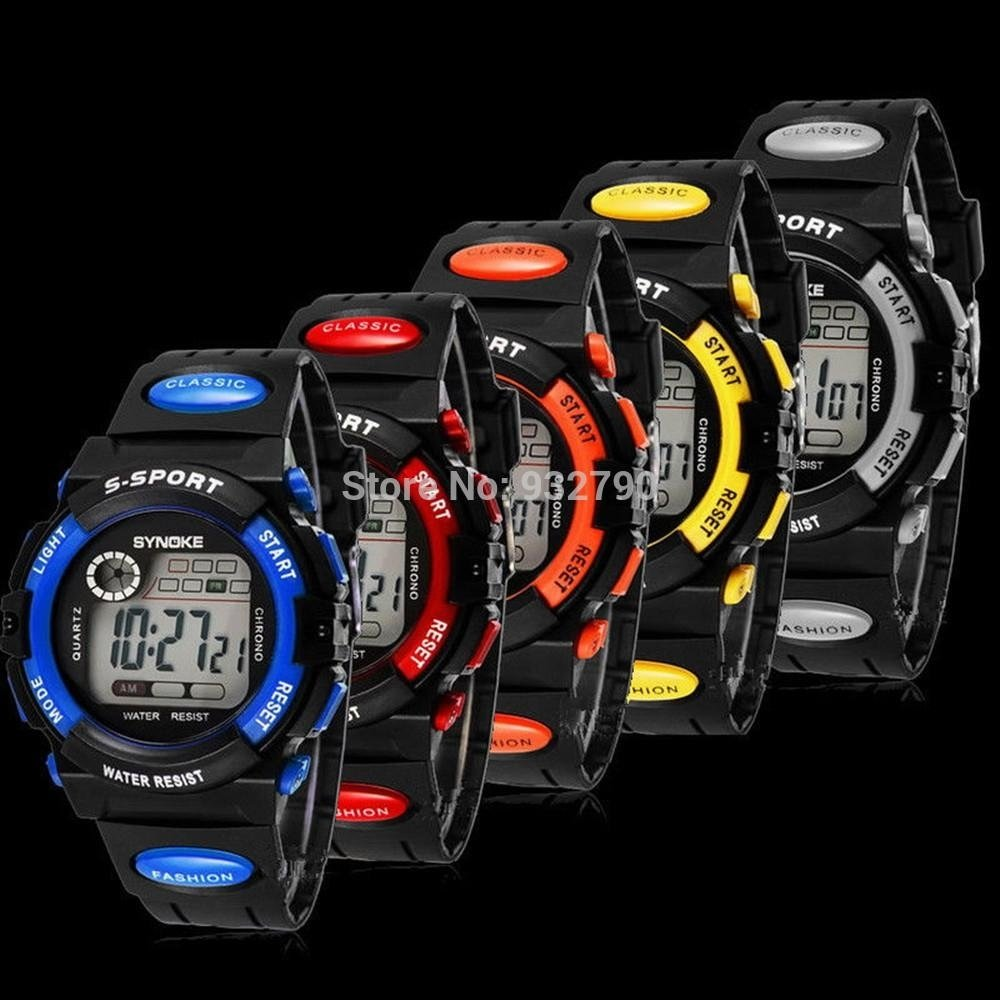 10 Fabulous Gift Ideas For 9 Year Old Boy new students multifunction waterproof kids child girl boys sports 1 2020