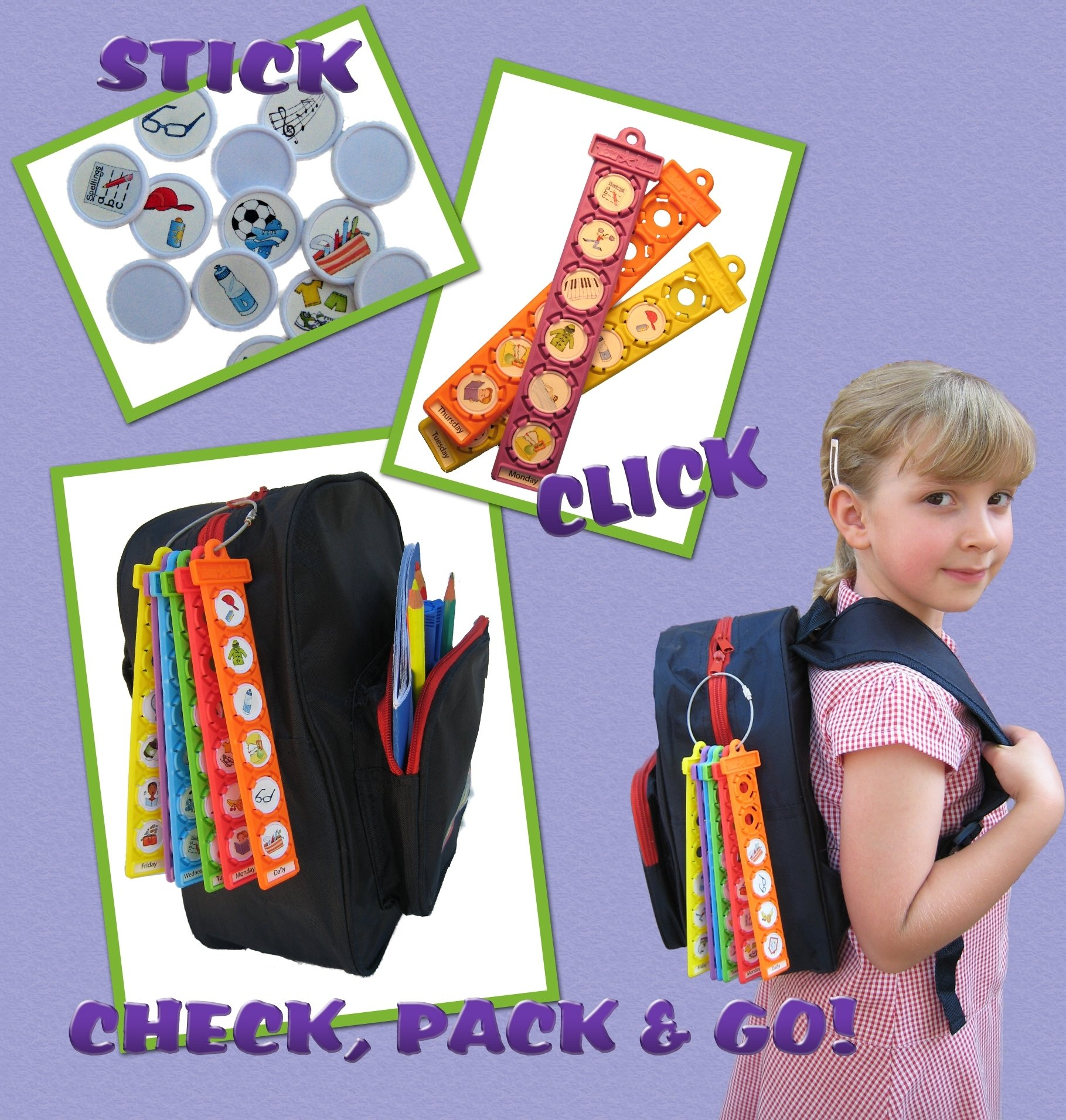 10 Nice Kids Invention Ideas For School Projects new tool that helps kids pack their bag for school 2021