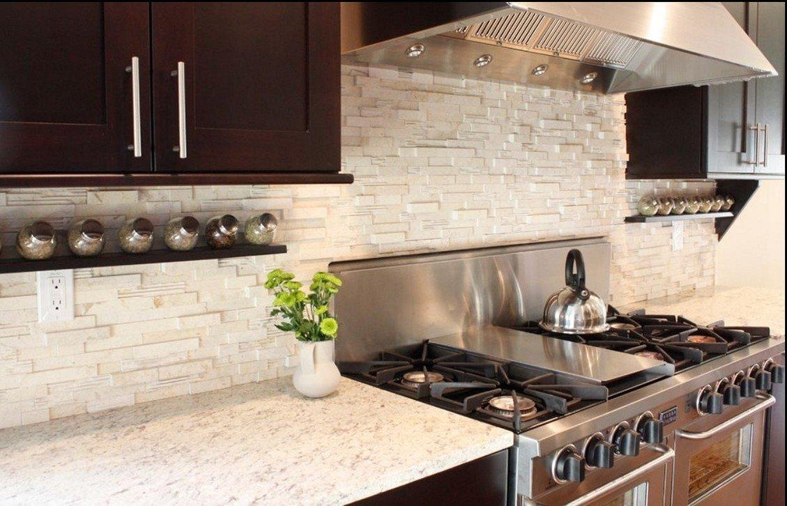 new-venetian-gold-granite-backsplash-ideas-photos - homestylediary