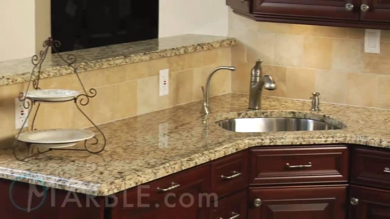 10 Amazing New Venetian Gold Granite Backsplash Ideas new venetian gold youtube 2021