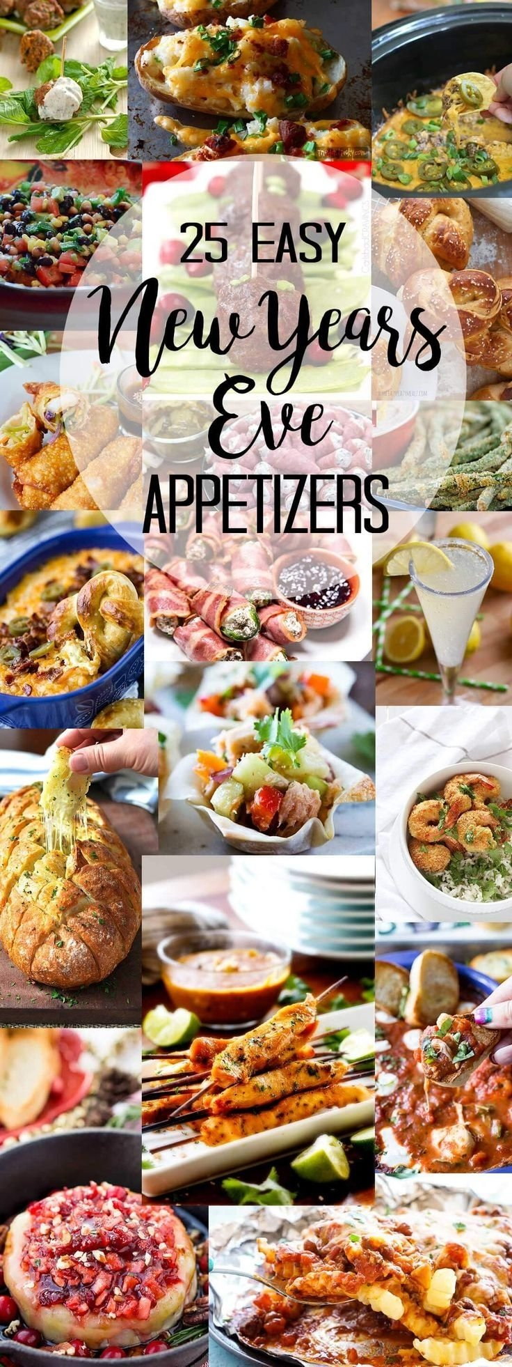 10 Unique New Years Eve Finger Food Ideas new year eve appetizer ideas mforum 2021