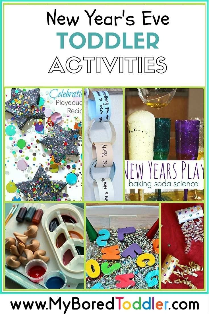 10 Unique New Years Eve Ideas For Kids new years eve activities for toddlers my bored toddler 2020
