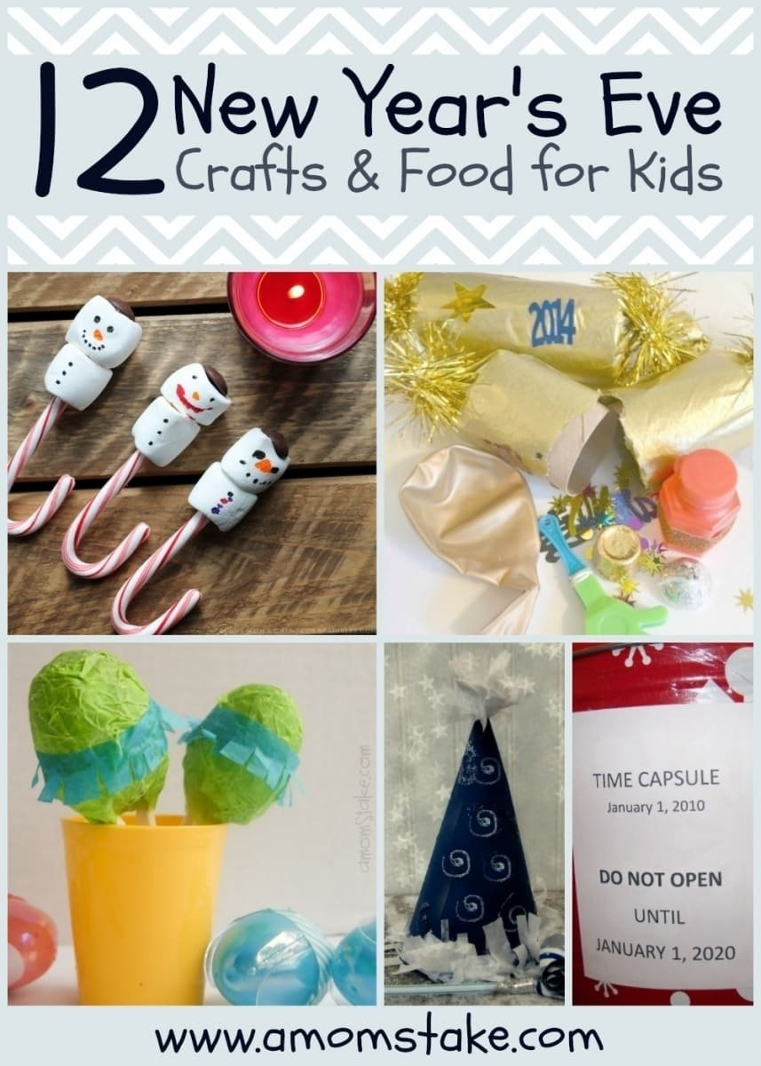10 Lovely New Years Ideas For Kids new years eve activities with kids a moms take 2020