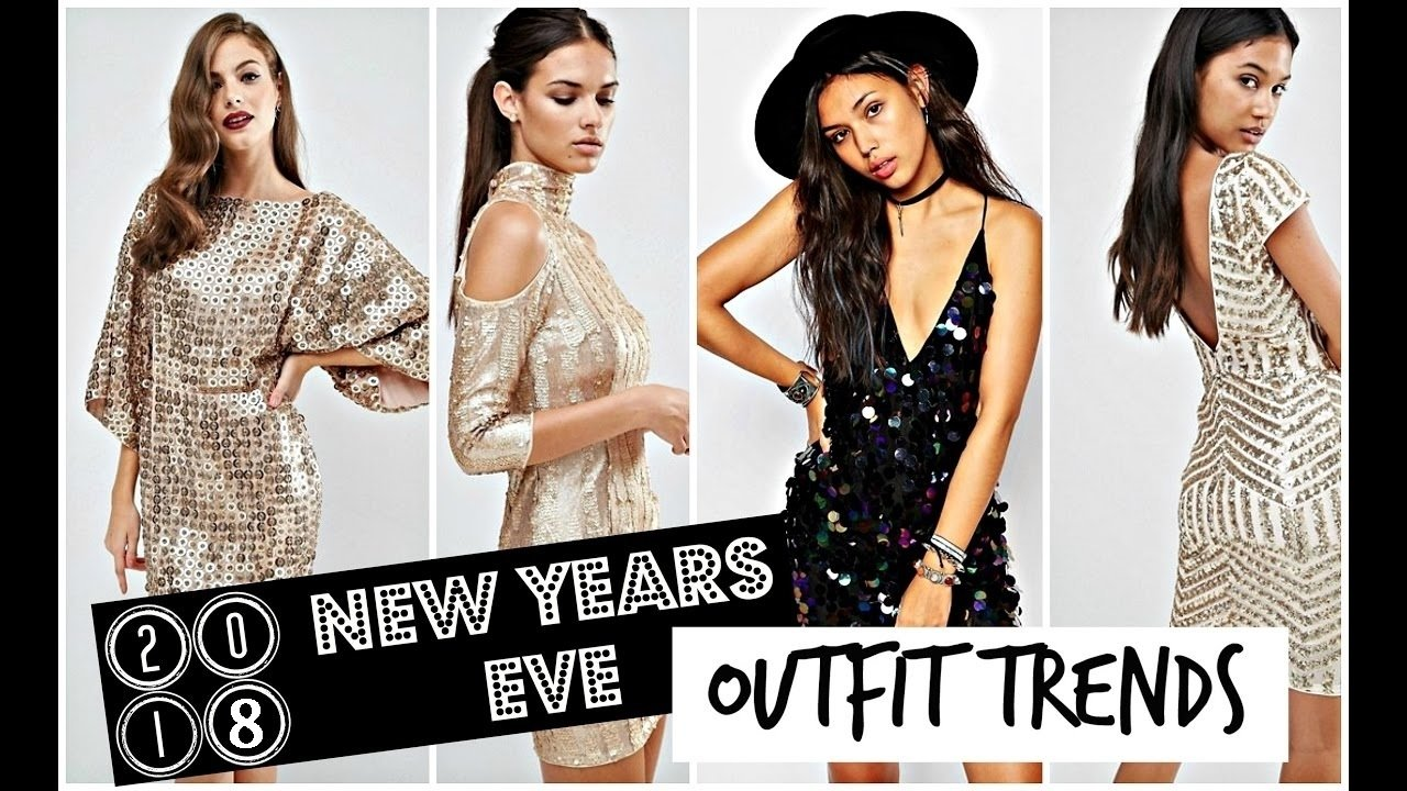10 Ideal New Years Eve Dress Ideas new years eve dresses 2018 dress trends 2018 2020