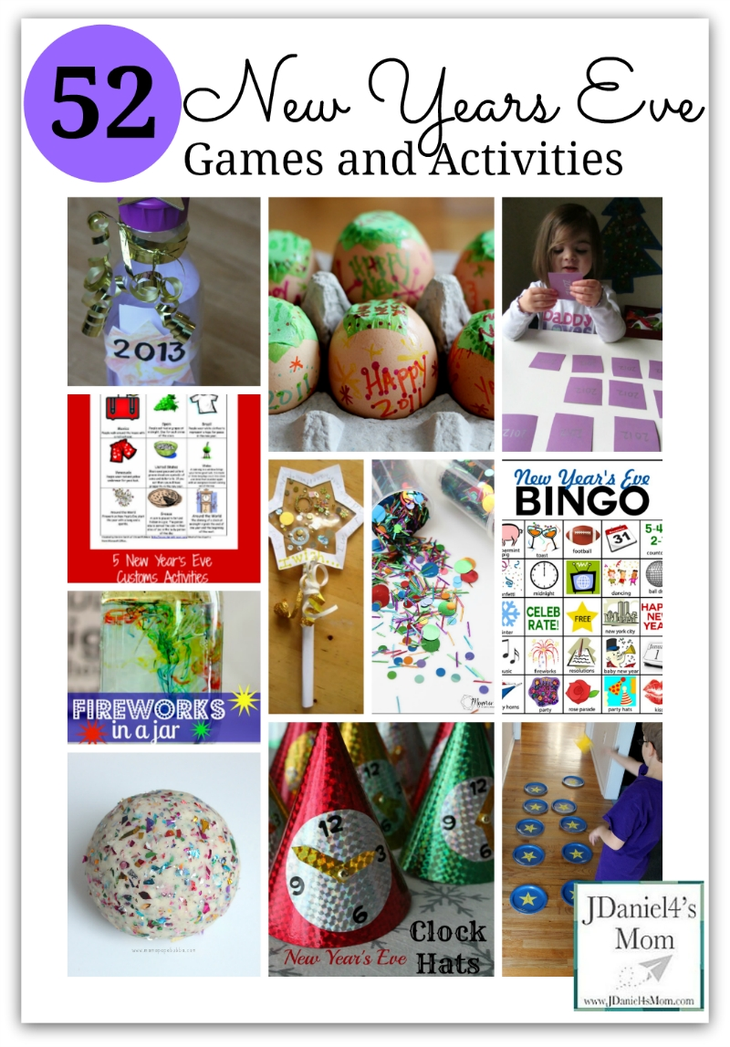 10 Wonderful New Years Eve Game Ideas new years eve games and activities jdaniel4s mom 2020