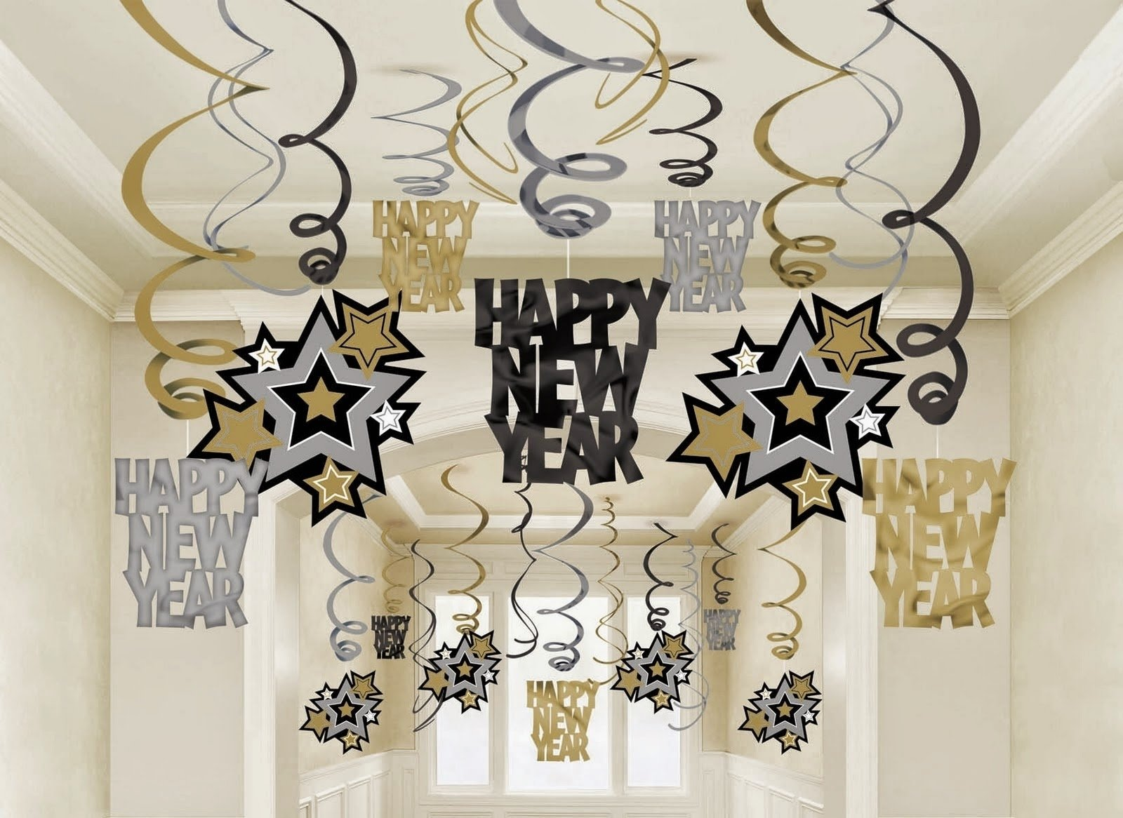new year's eve home party decorating ideas | paris design agenda