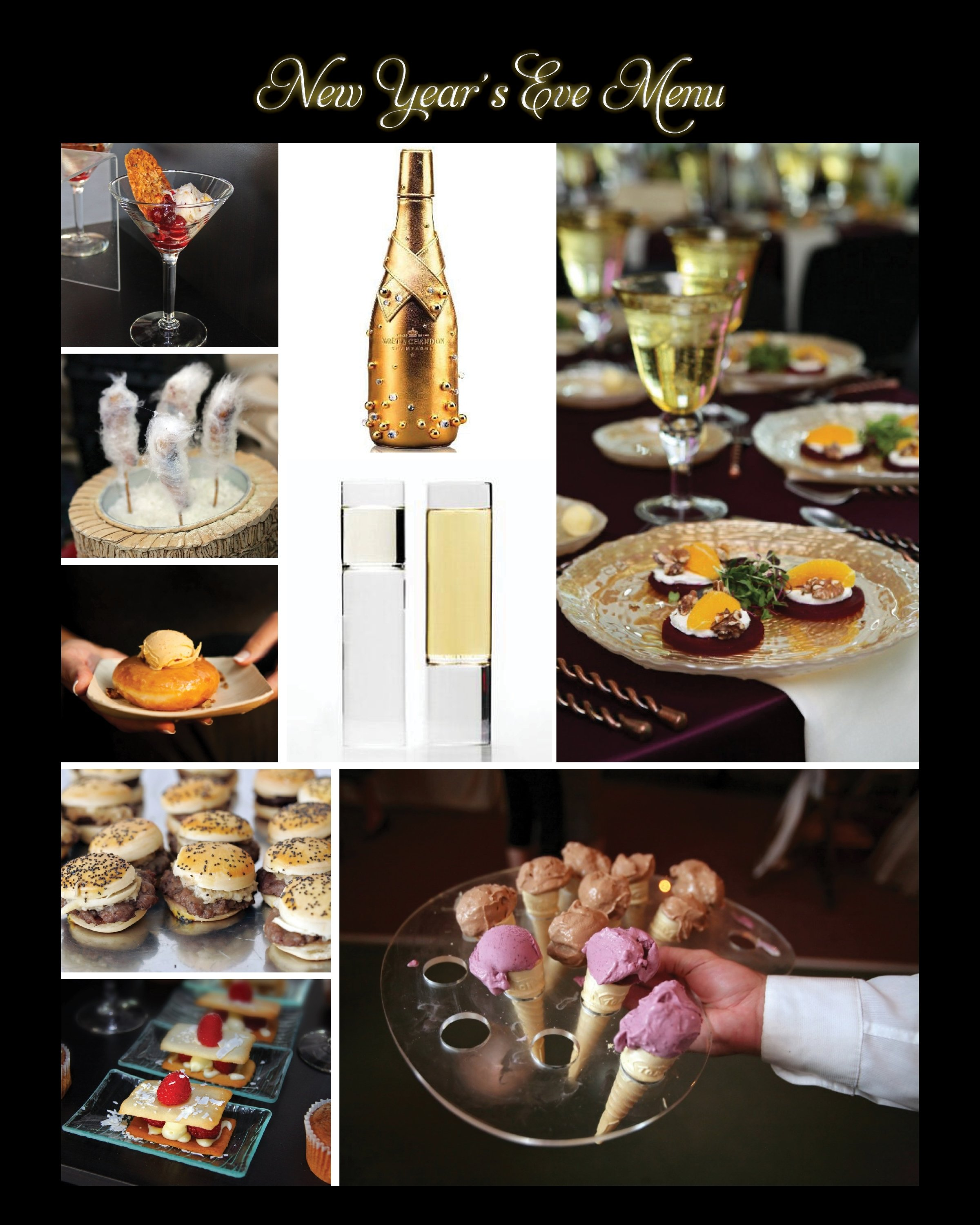 10 Stylish New Years Eve Dinner Ideas new years eve menu ideas food theory thursday culinary crafts 3