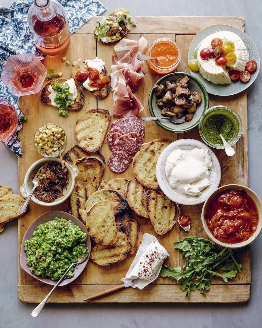 10 Stylish New Years Eve Dinner Ideas new years eve menu whats gaby cooking 6