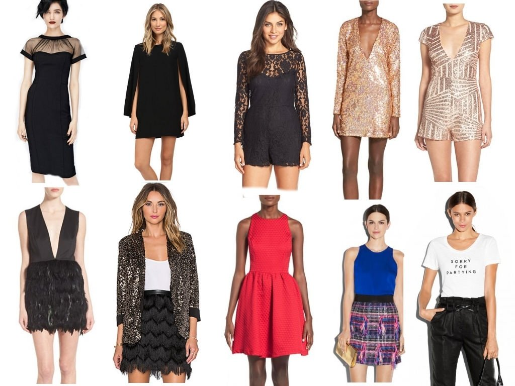 10 Ideal New Years Eve Dress Ideas new years eve outfit ideas champagneista 2020