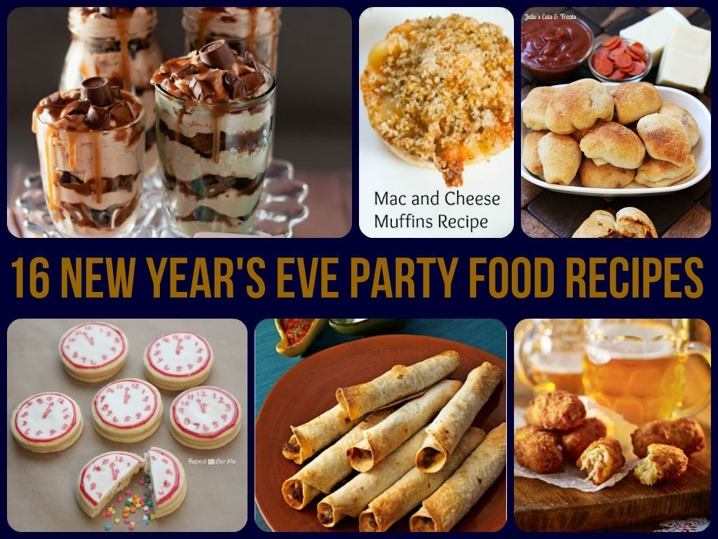 new year's eve party food recipes