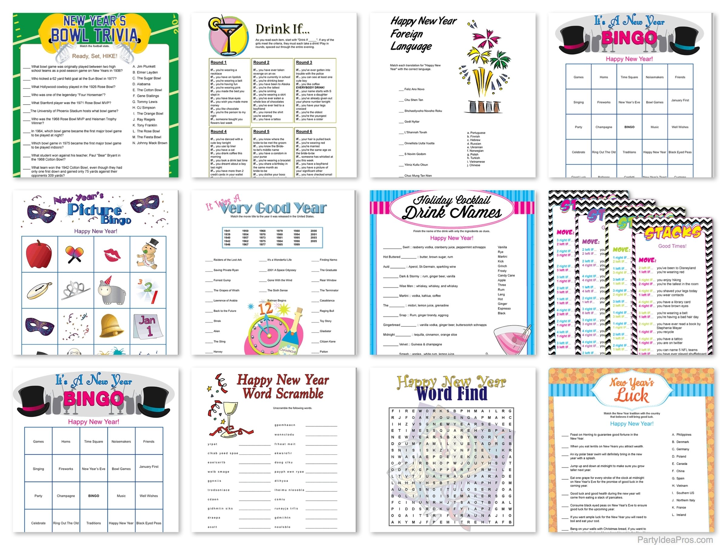 10 Lovable New Years Party Game Ideas new years eve party game ideas for adults wedding 2020