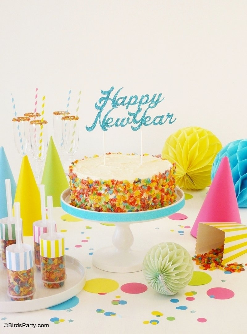 10 Cute New Years Eve Party Ideas For Kids new years eve party ideas for kids party ideas party printables 1 2020