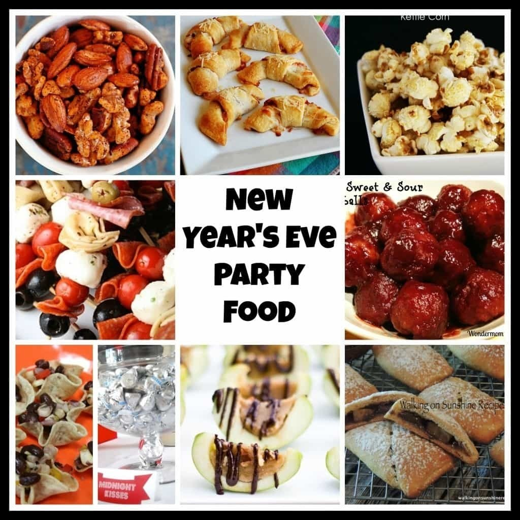10 Spectacular New Years Eve Party Food Ideas new years eve party ideas for teens 7