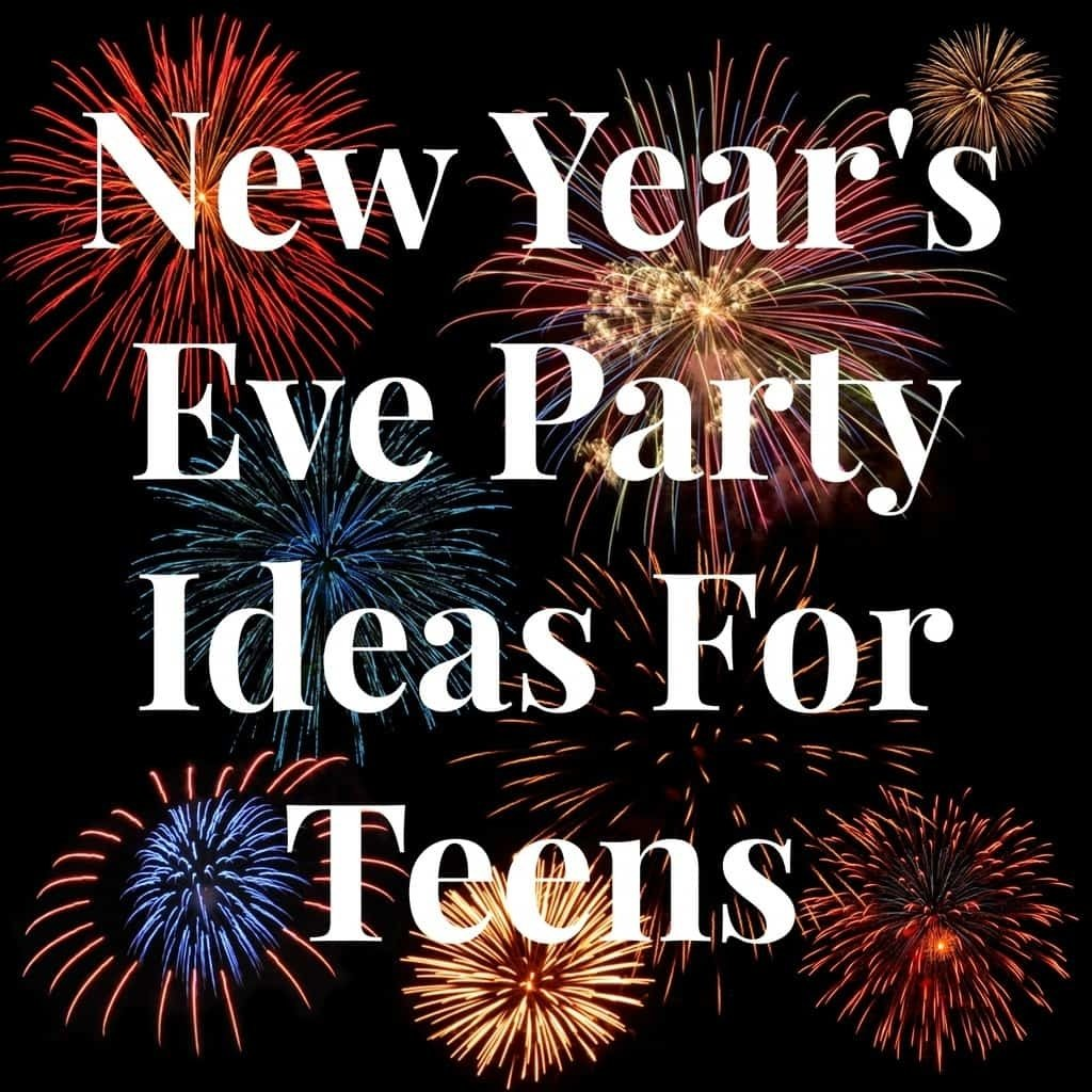 10 Fashionable New Years Eve Party Ideas 2013 new years eve party ideas for teens 9 2021
