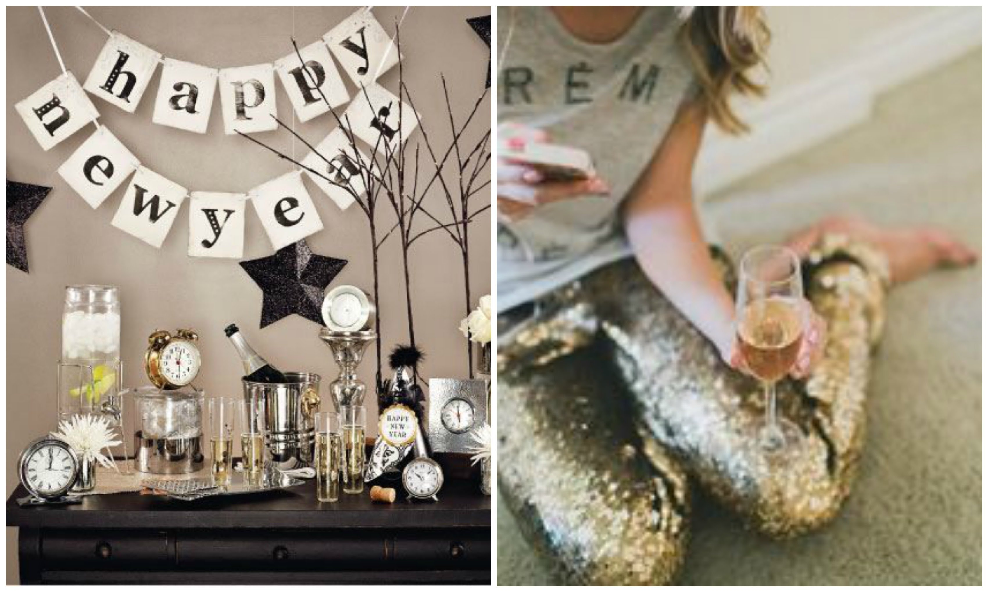 10 Attractive Ideas For New Years Eve Parties new years eve party ideas youtube 5 2020