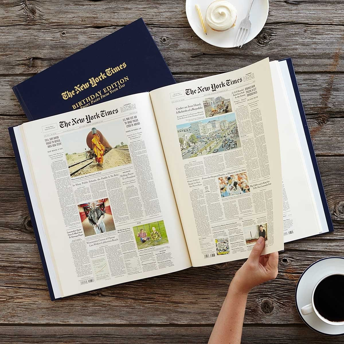 10 Wonderful Personalized Gift Ideas For Him new york times custom birthday book historical newspapers 1 2020