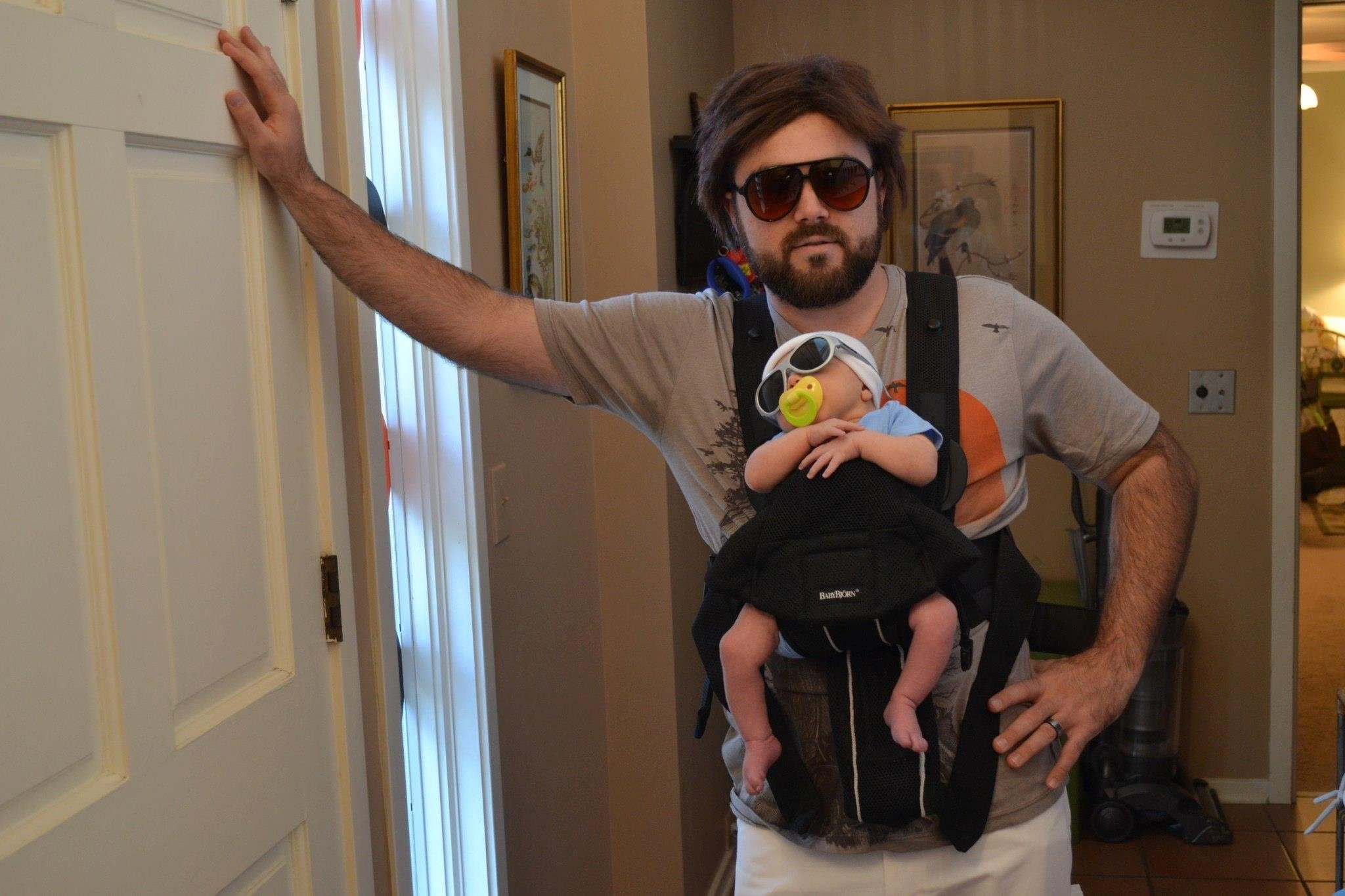 10 Lovely Costume Ideas For Bearded Men newborn baby halloween costume ideas google search diy baby girl 1 2021