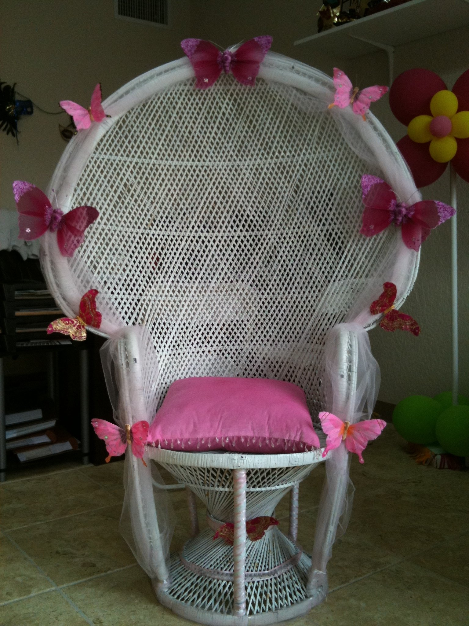 10 Fantastic Baby Shower Chair Decoration Ideas nice decoration ideas baby shower mothers chair free baby shower 2021