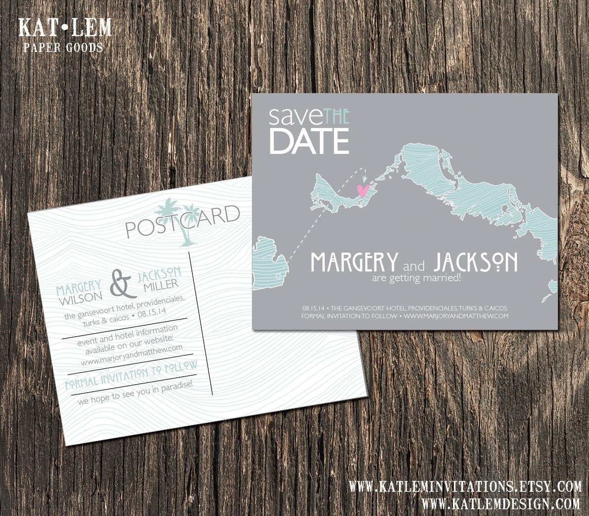 10 Most Popular Wedding Save The Dates Ideas nice ideas destination wedding save the date postcards rectangular 2020