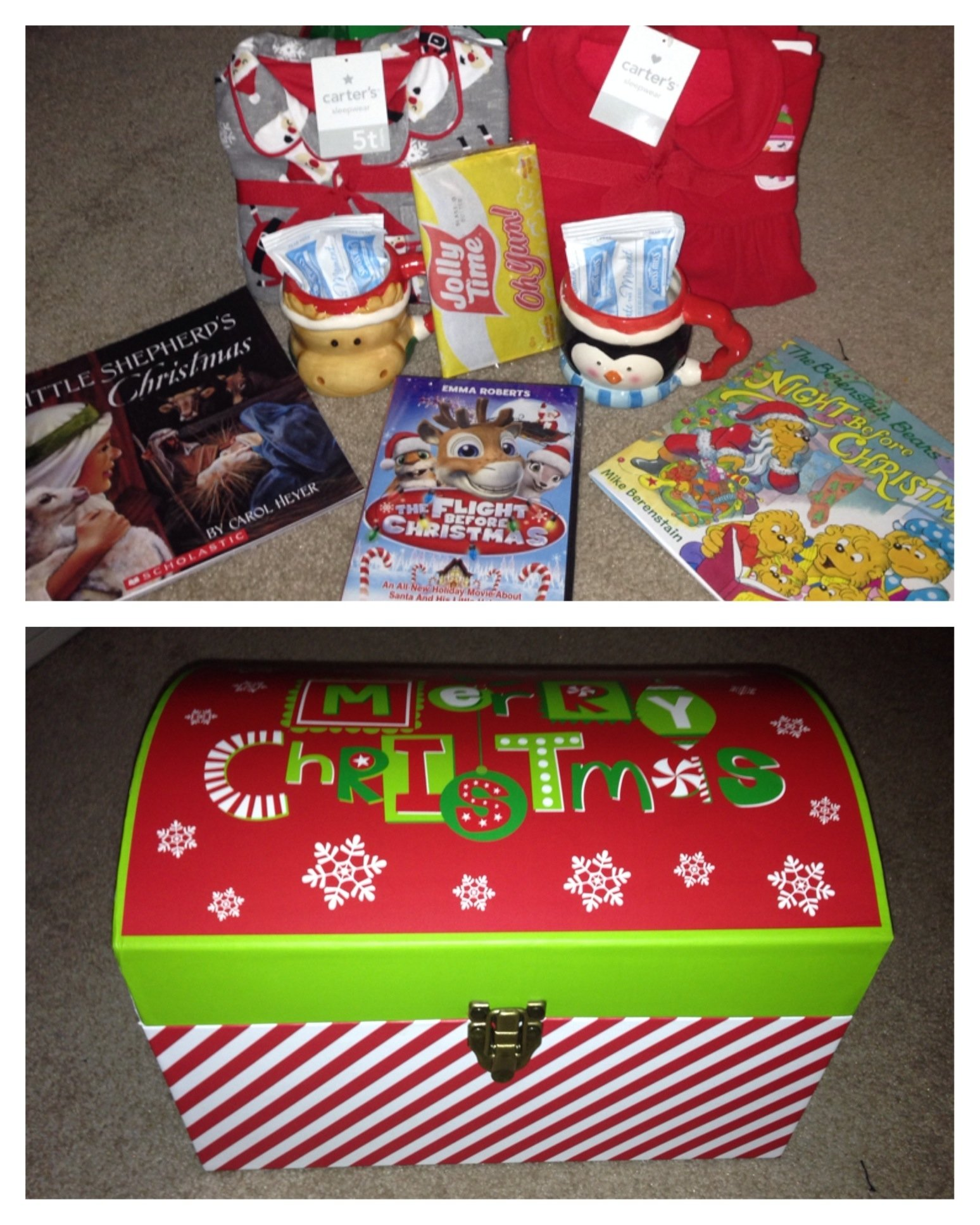 10 Gorgeous Christmas Eve Ideas For Kids night before christmas box a family tradition chocolate snacks 2021