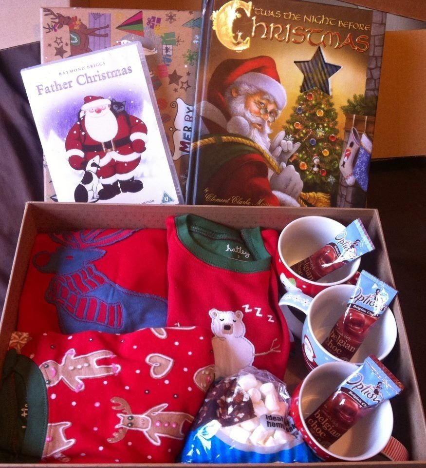 10 Gorgeous Christmas Eve Ideas For Kids night before christmas box a family tradition christmas eve box 2021