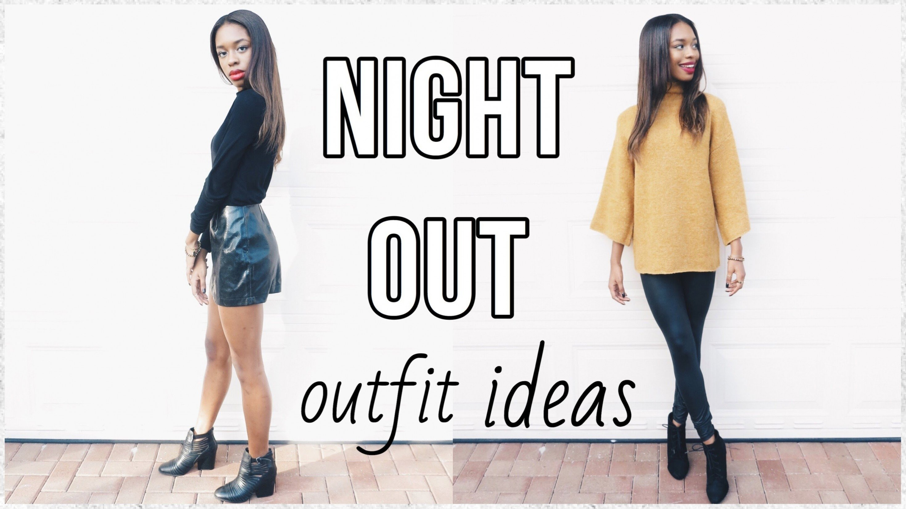 10 Stunning Girls Night Out Outfit Ideas night out outfit ideas e299a1 girls night out dinner etc youtube 2020