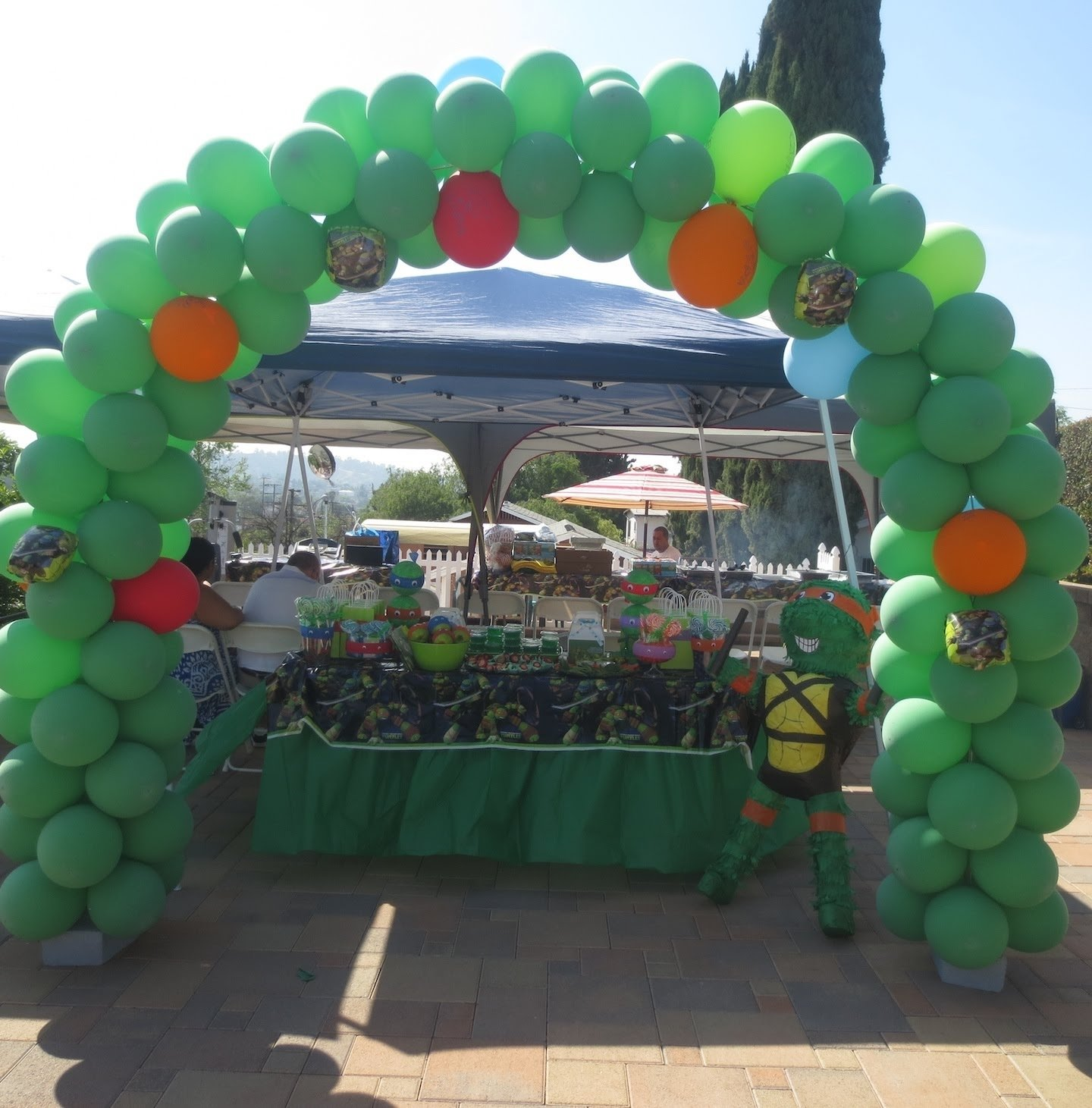 10 Best Ninja Turtle Party Decoration Ideas ninja turtle party idea youtube 2020