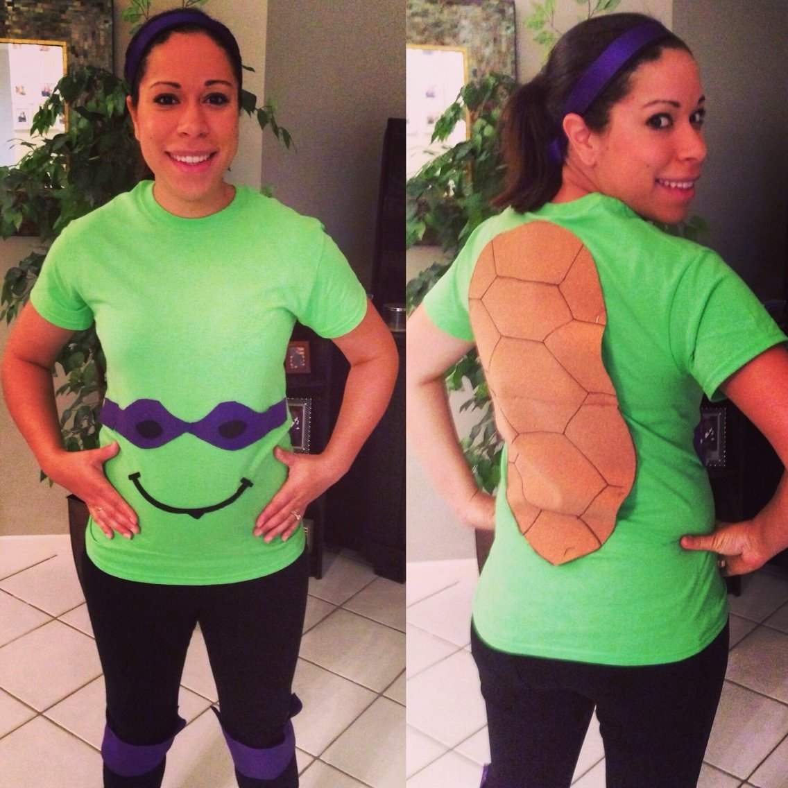 10 unique teenage mutant ninja turtles costume ideas 10 unique teenage mutant ninja turtles costume ideas ninja turtle pregnancy costume easy diy my parties solutioingenieria Image collections