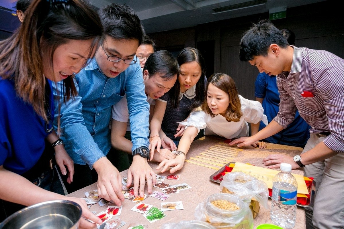 10 Most Recommended Ideas For Team Building Activities no 1 team building activities ideas guide village singapura 5 2021
