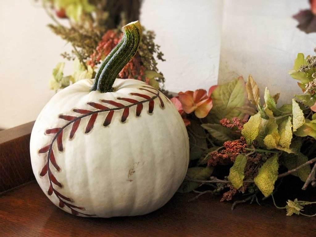 10 Famous No Carve Pumpkin Decorating Ideas no carve pumpkin decorating ideas readers digest 1