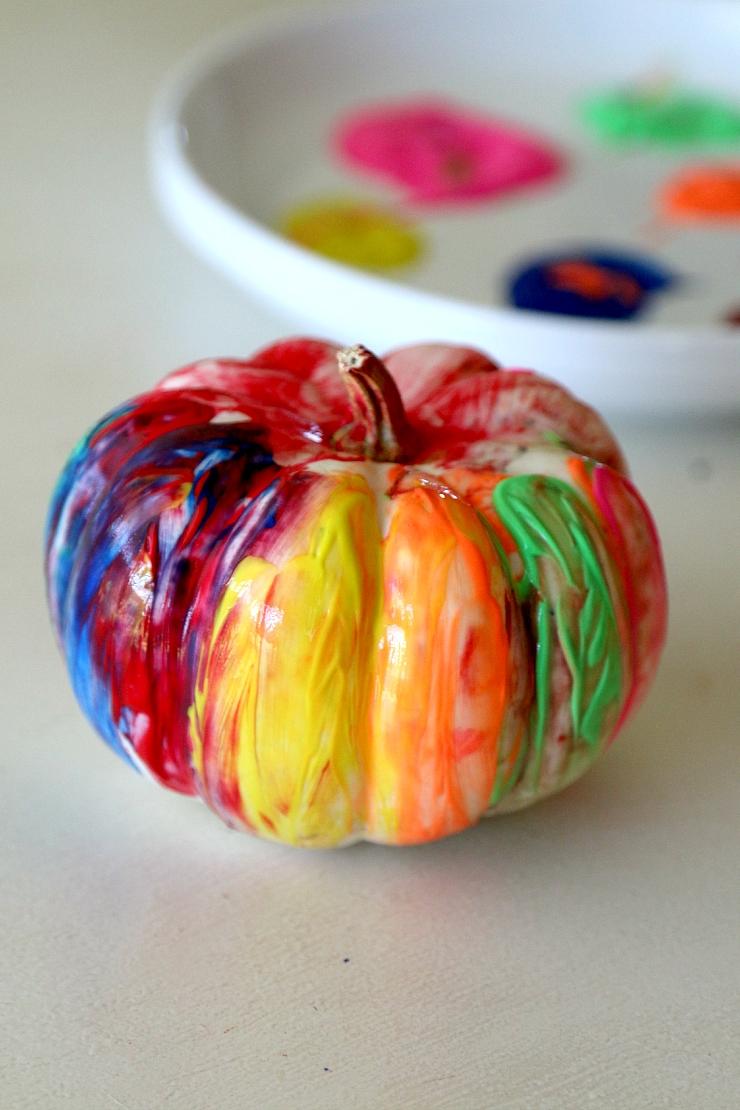 10 Elegant Pumpkin Painting Ideas For Kids no knives no problem pumpkin decorating ideas for kids project 2020