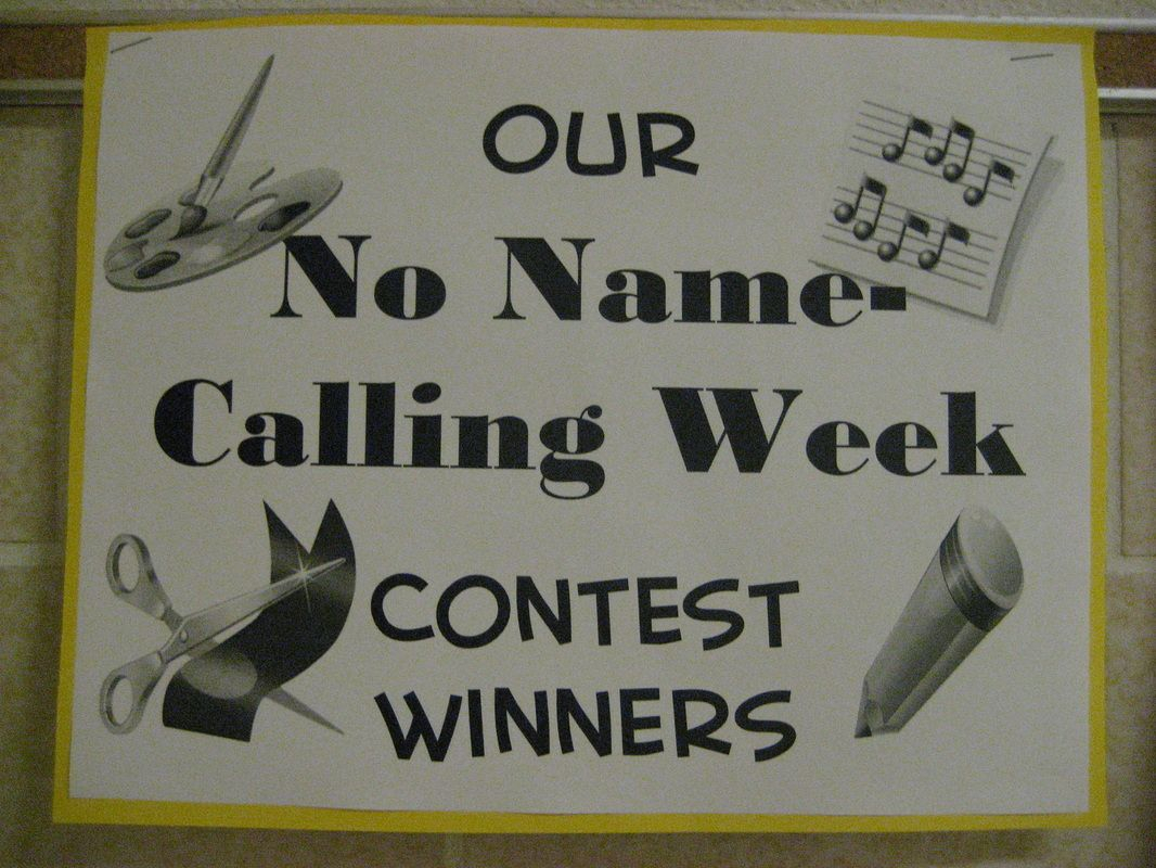 10 Elegant No Name Calling Week Ideas no name calling week ideas bullying name calling elementary 2020