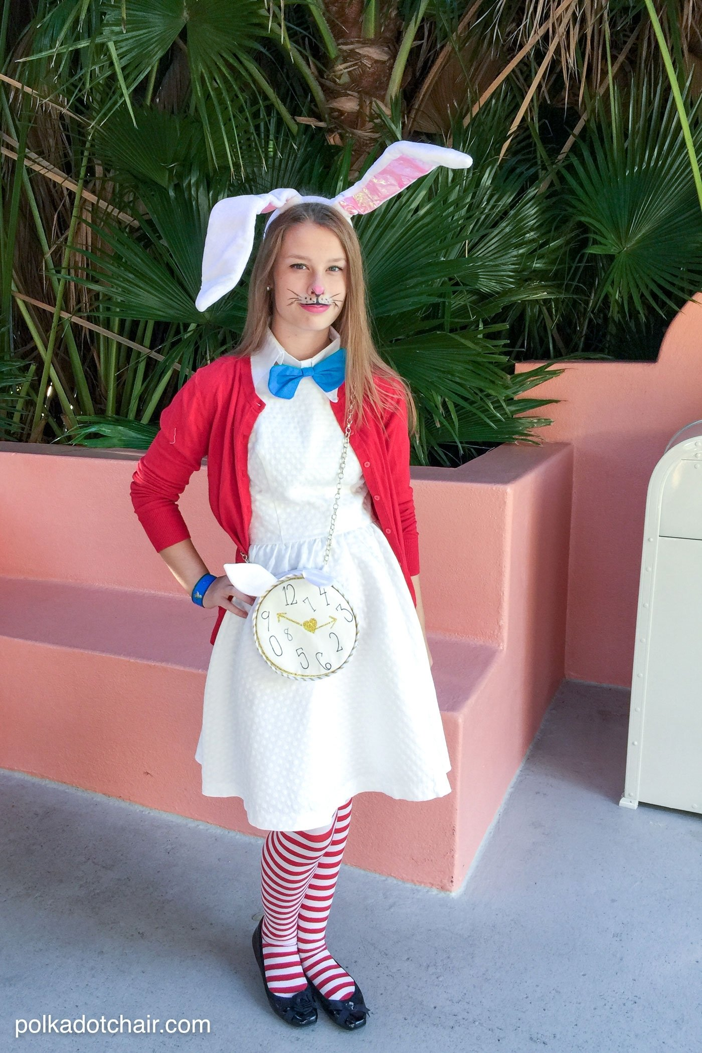 10 Gorgeous Alice And Wonderland Costume Ideas no sew alice in wonderland costume ideas the polka dot chair 1 2020