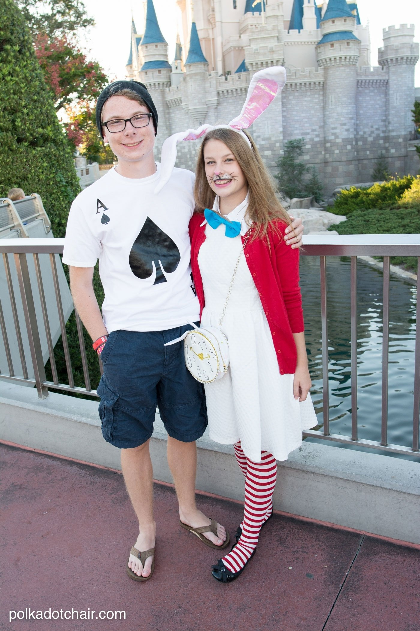 10 Gorgeous Alice And Wonderland Costume Ideas no sew alice in wonderland costume ideas the polka dot chair 2020