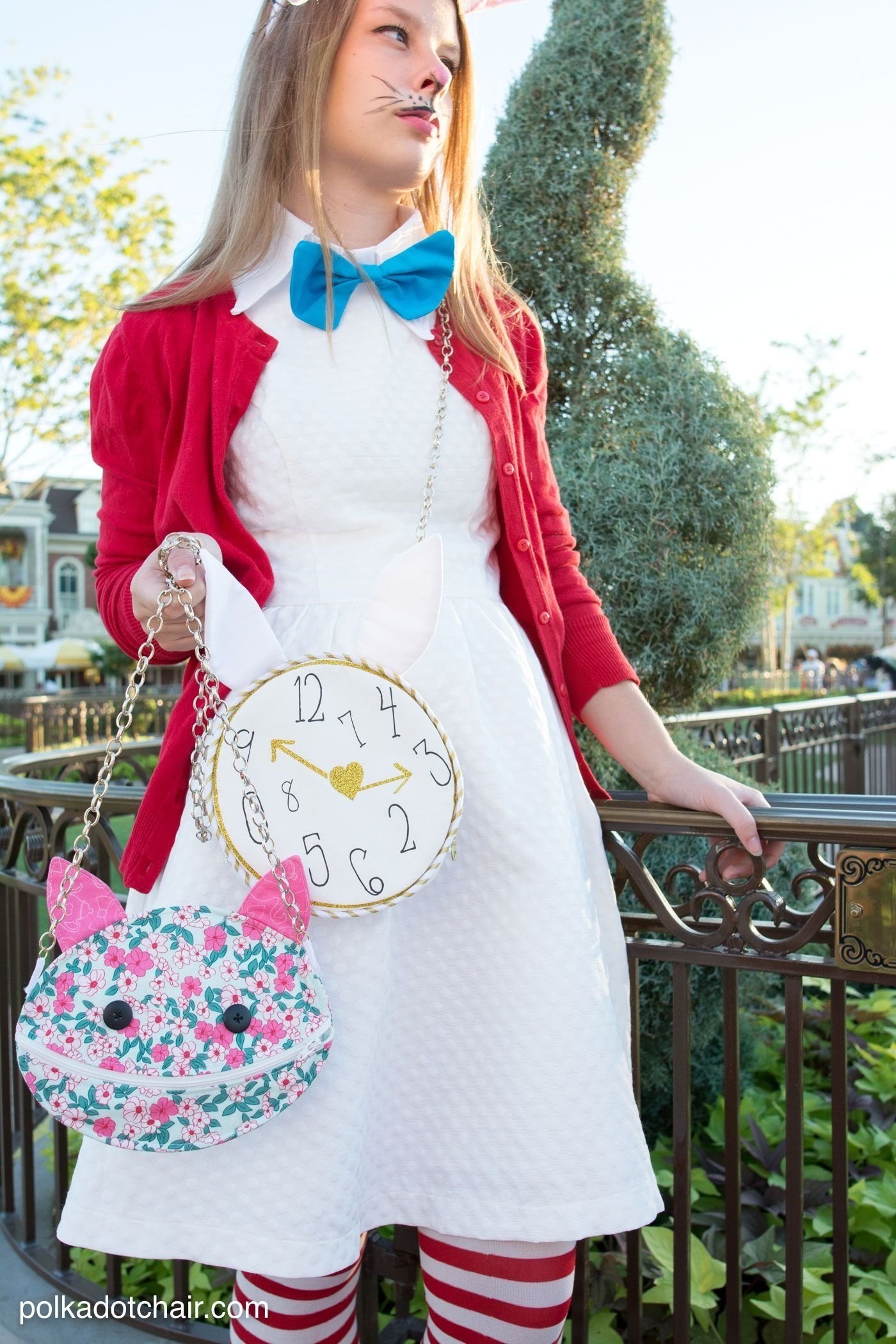no sew alice in wonderland costume ideas | wonderland costumes
