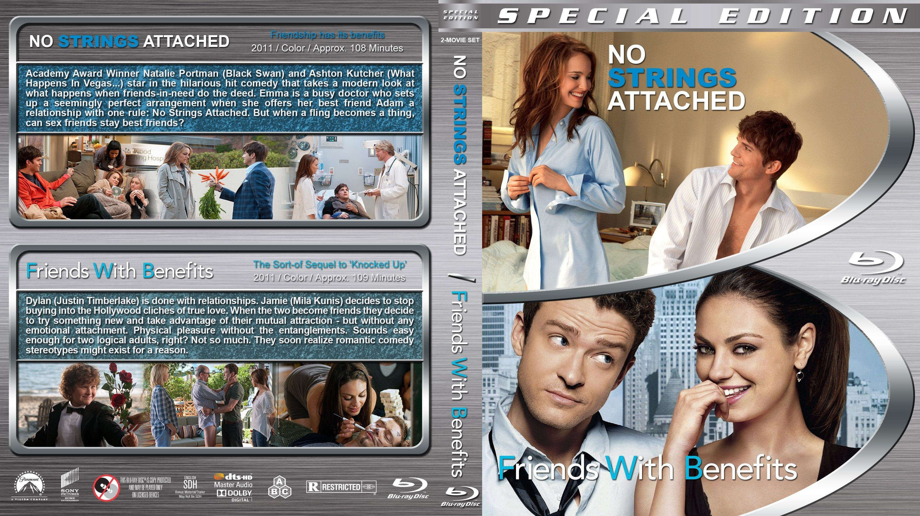 10 Stylish Is Friends With Benefits A Good Idea no strings attached friends with benefits double feature 2011 r1 2021