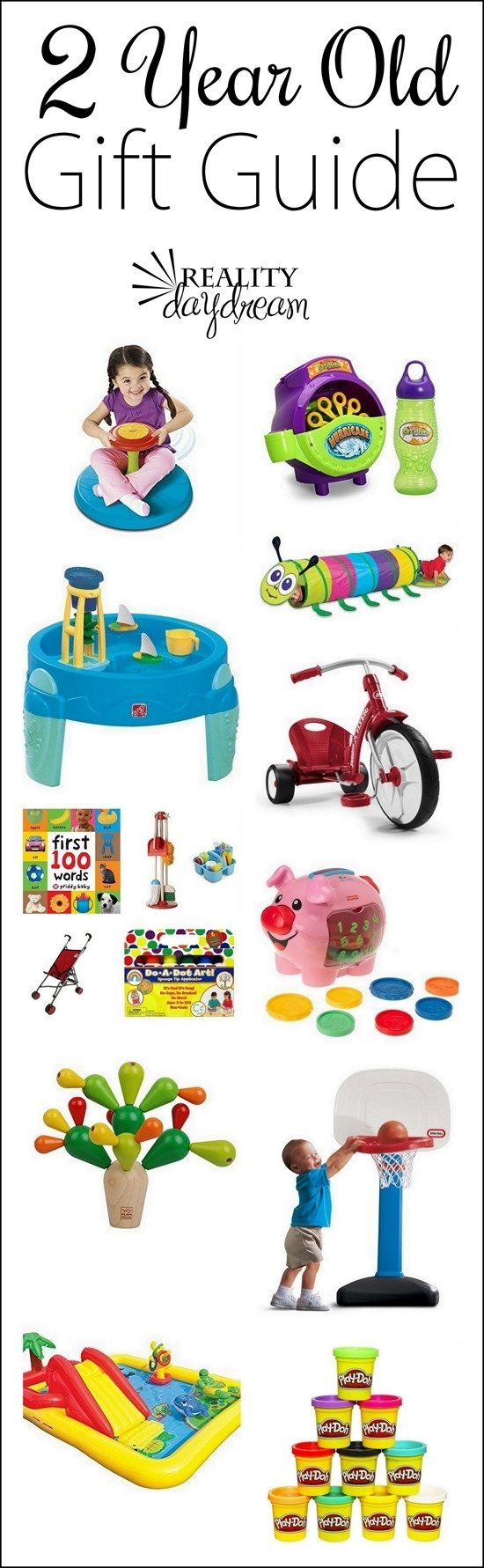 10 Wonderful Two Year Old Gift Ideas non annoying gift ideas for two year olds reality daydream 2020