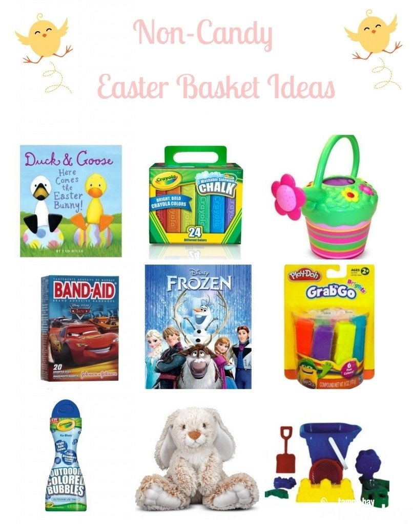 10 Cute Non Candy Easter Basket Ideas non candy easter basket ideas 2020