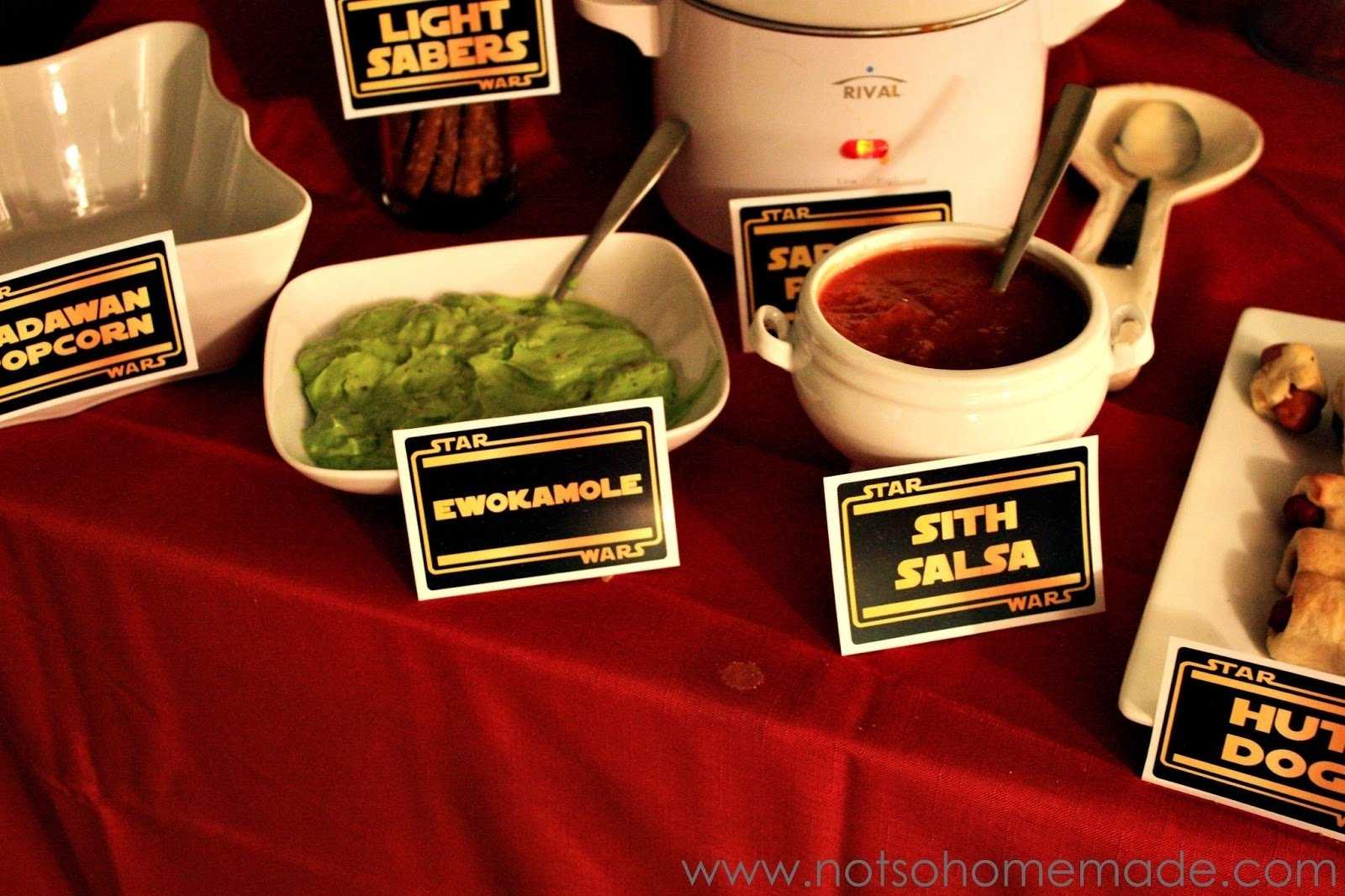 10 Unique Star Wars Party Food Ideas not so homemade star wars themed party 2020